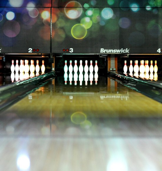 Bowlingbahnen bei Top Bowl in Neuötting, © Top-Spiel Entertainment GmbH