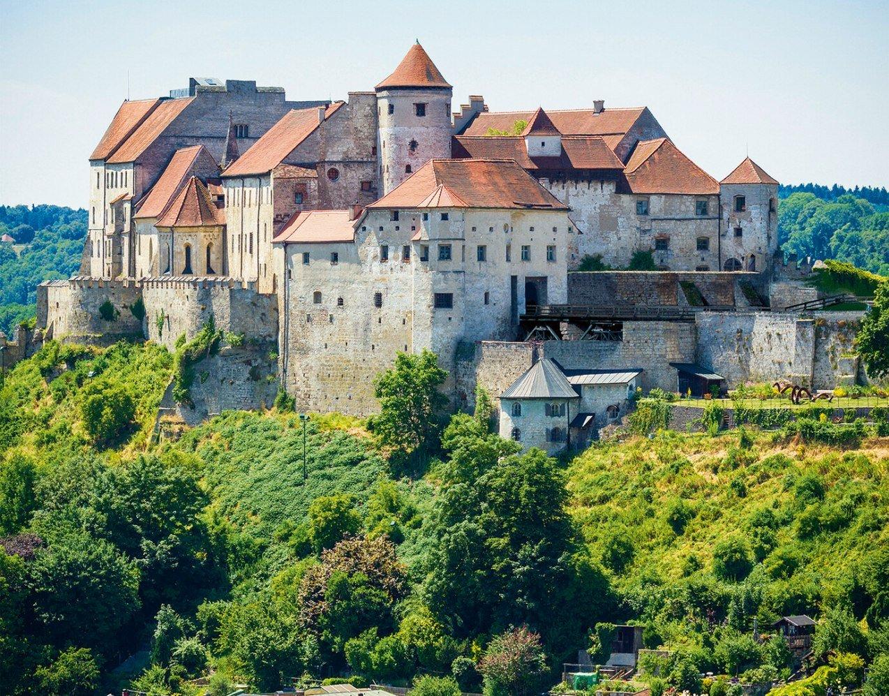 Die längste Burg der Welt